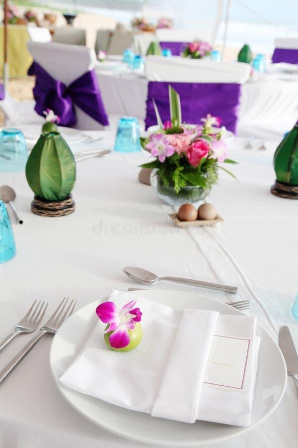 Free Wedding Reception. Stock Images - 15086694