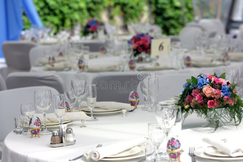 Wedding Reception royalty free stock photography
