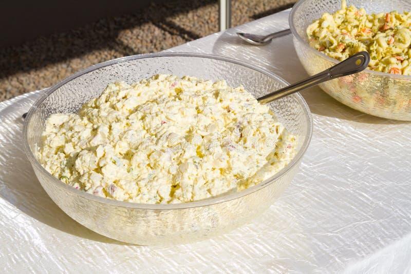 Wedding Reception Pasta Salad Stock Photo - Image of nutrition ...