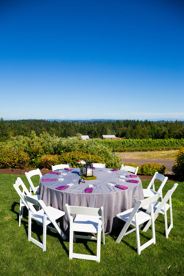 outdoor wedding chair decorations wedding reception table details stock photo image 32922976 6320