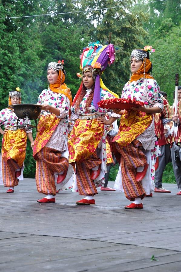 Wedding, Rhytms of Uzbekistan stock image