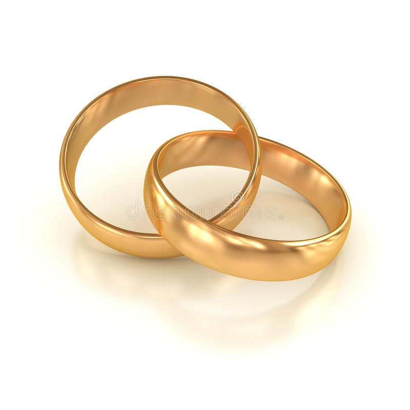 Download Wedding ring stock illustration. Image of metal, engagement - 28306923