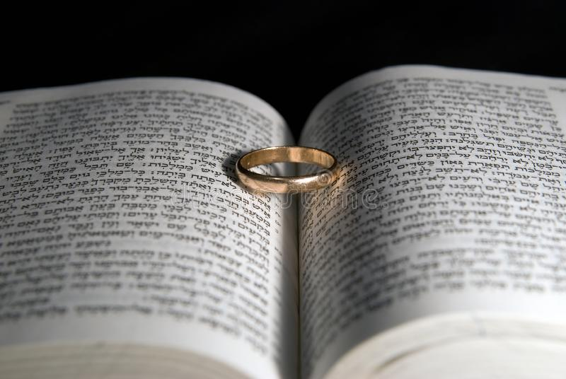 A Wedding ring stock images