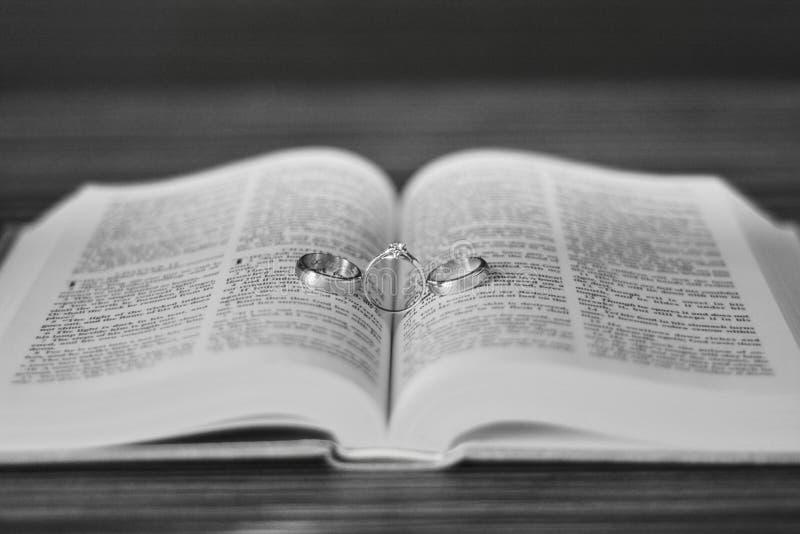 The Wedding Ring royalty free stock photos