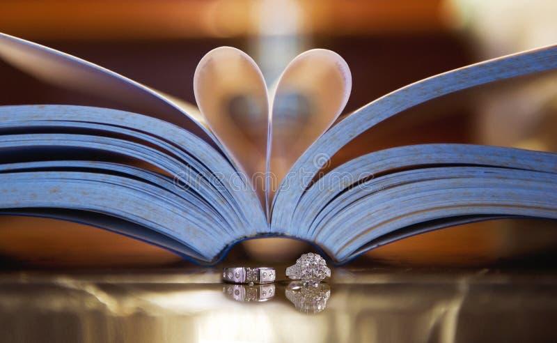 Wedding ring. royalty free stock photography