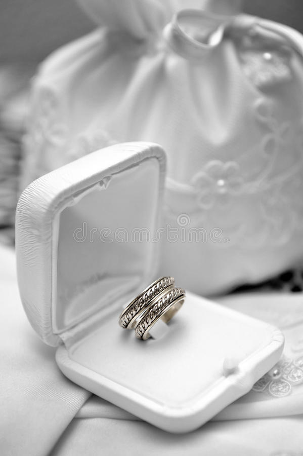 Free Wedding Rings Stock Photography - 14571092
