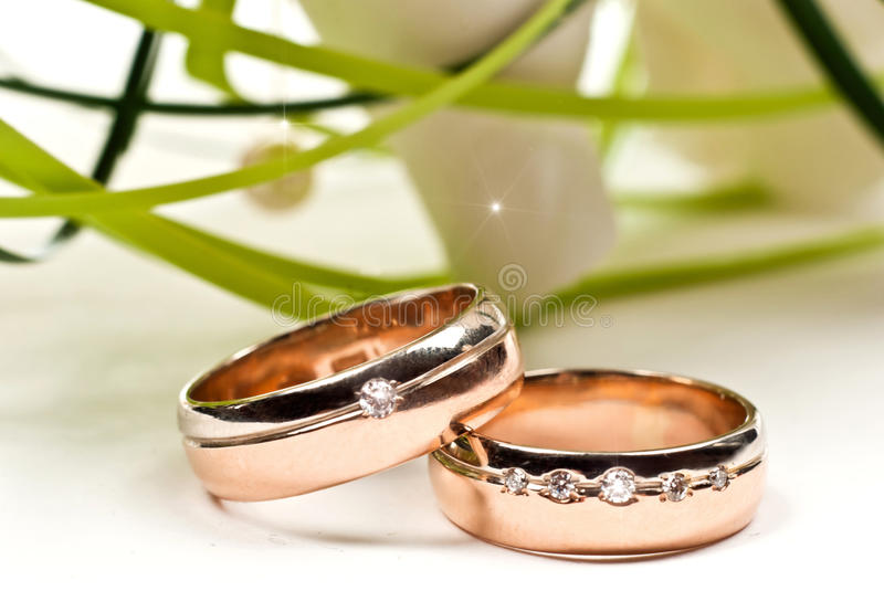Download Wedding rings stock image. Image of bands, backgrounds - 19487133