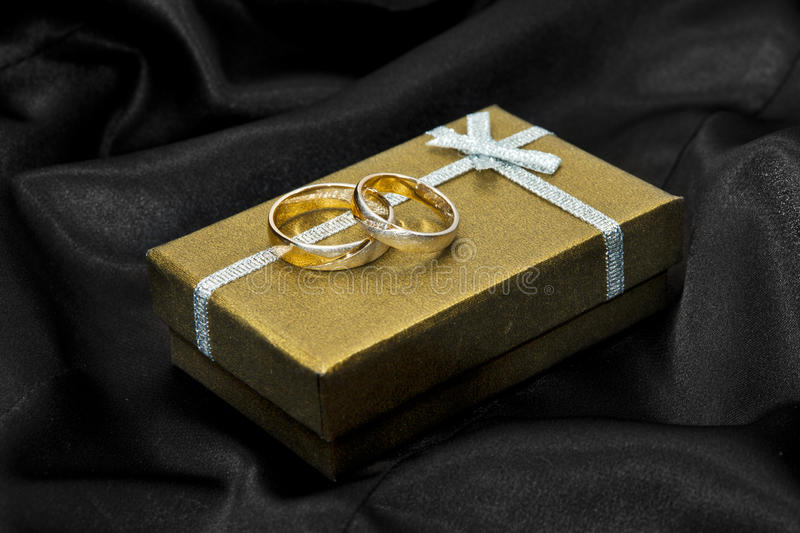 Download Wedding rings stock image. Image of shiny, luxury, commitment - 22750241