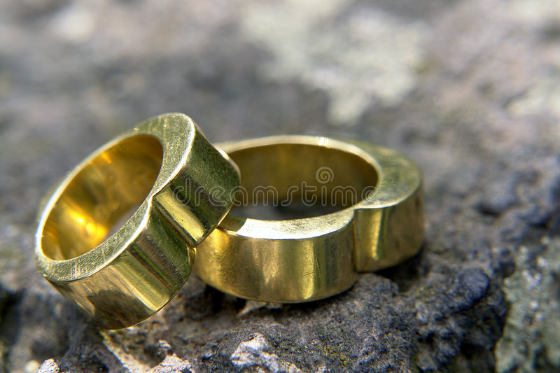 Download Wedding Rings stock photo. Image of commitment, celebration - 2421810