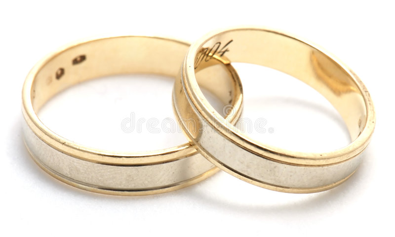 Download Wedding Rings Stock Photography - Image: 3550652