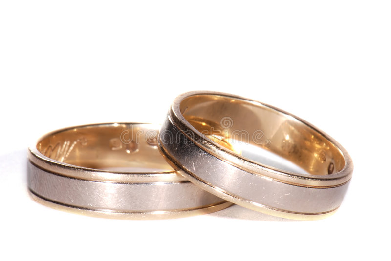 Download Wedding rings stock image. Image of jewelery, ring, marriage - 4116657