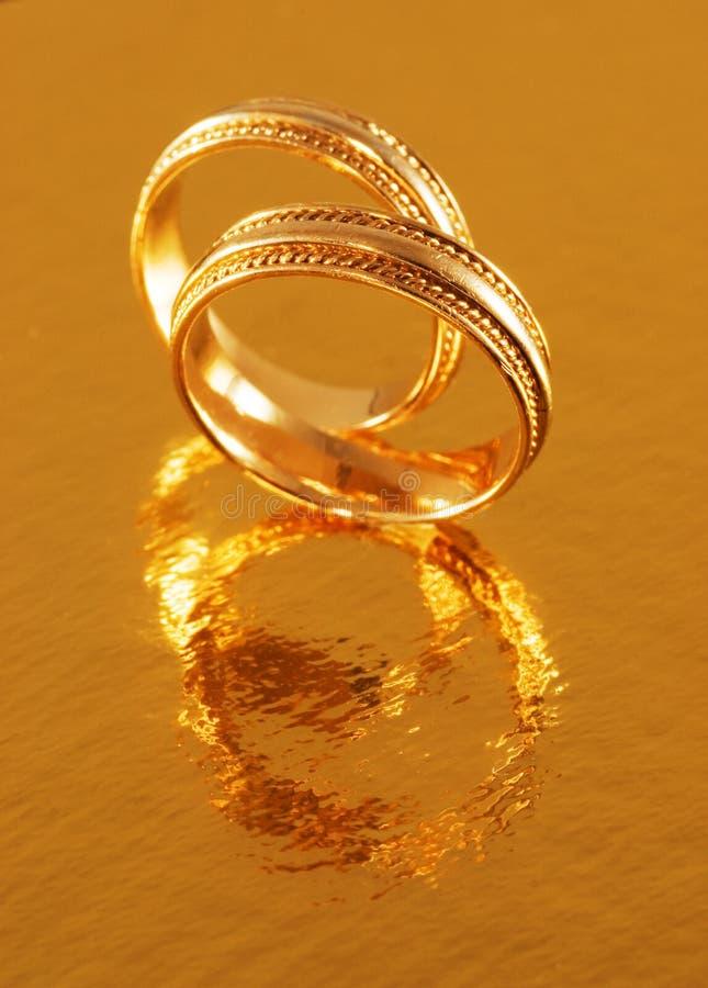 Free Wedding Rings Royalty Free Stock Image - 4145376
