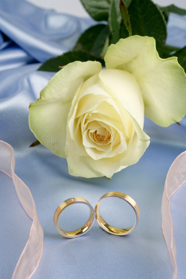 Free Wedding Rings Stock Images - 5343034