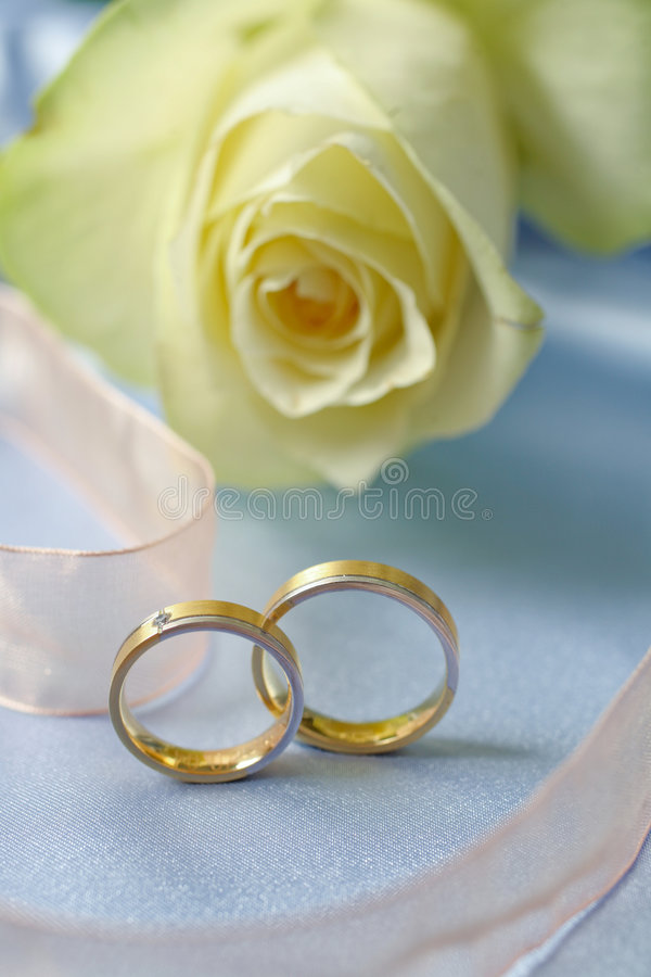 Free Wedding Rings Stock Images - 5343044