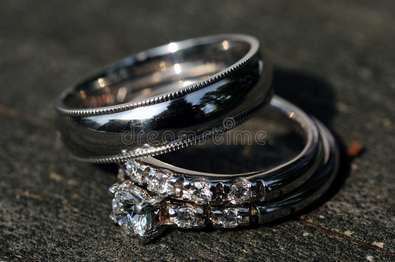 Download Wedding Rings stock image. Image of love, bride, fingers - 5597067