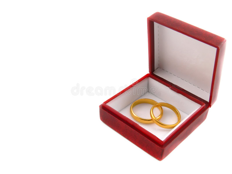 Download Wedding rings stock photo. Image of close, ceremony, gift - 6745856