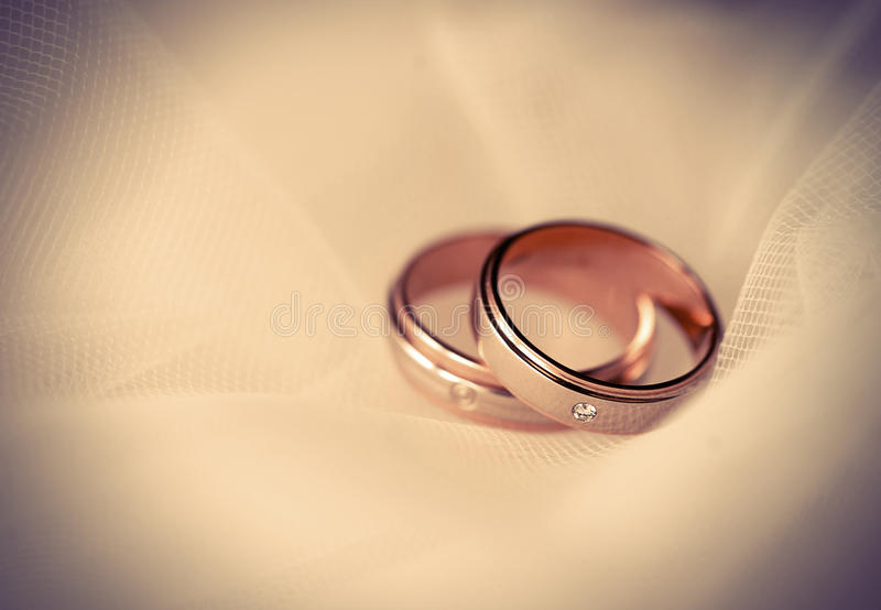 Download Wedding rings (soft light) stock image. Image of bright - 27121455