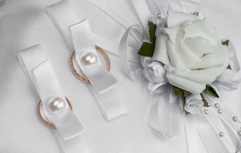 Download Wedding rings stock photo. Image of tradition, rose, romance - 33813496