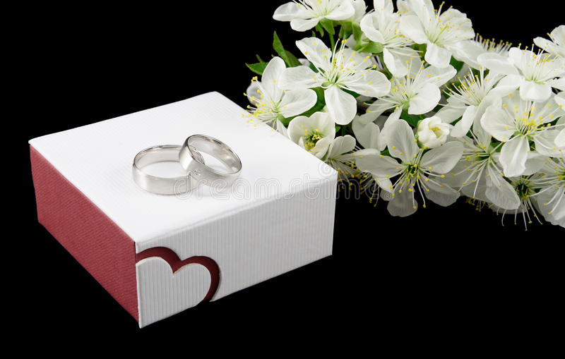 Download Wedding rings stock photo. Image of isolated, symbol - 39506258
