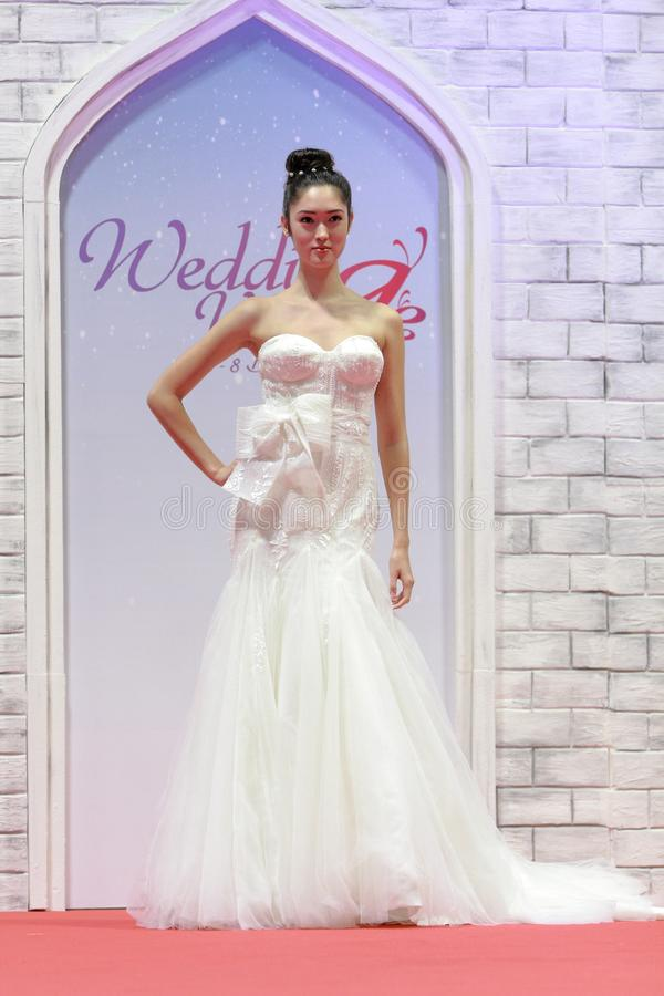 Download Wedding Show At Suntec City Singapore Editorial Stock Image - Image: 35825709