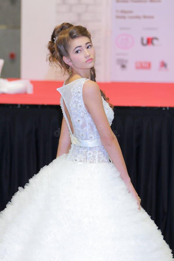 Wedding show at Suntec City Singapore royalty free stock photos