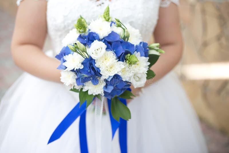 Wedding in Siberia stock images
