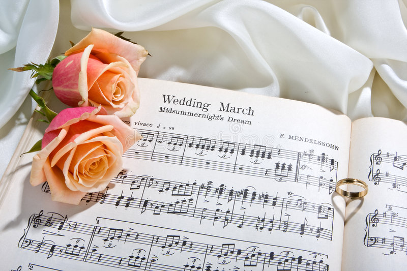 Download Wedding song stock image. Image of musical, rings, ceremony - 3959153