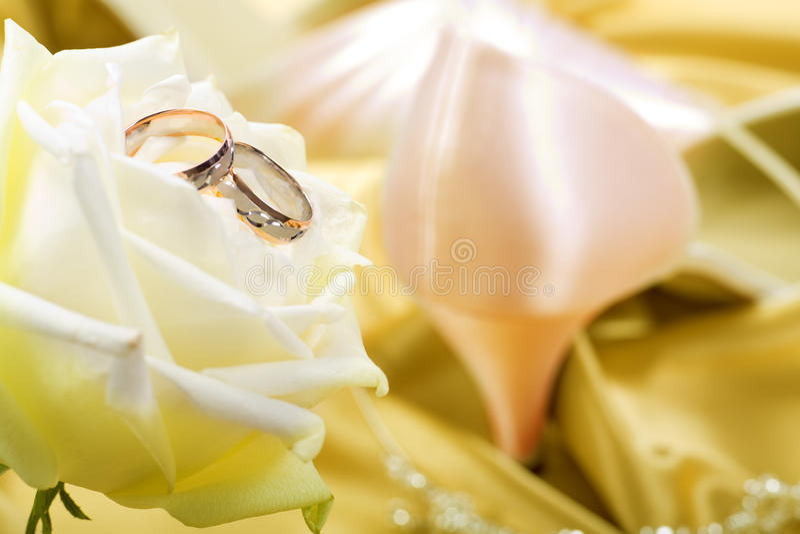 Wedding Still Life Stock Photos