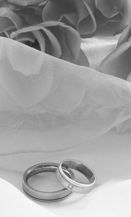 Wedding still-life royalty free stock photo