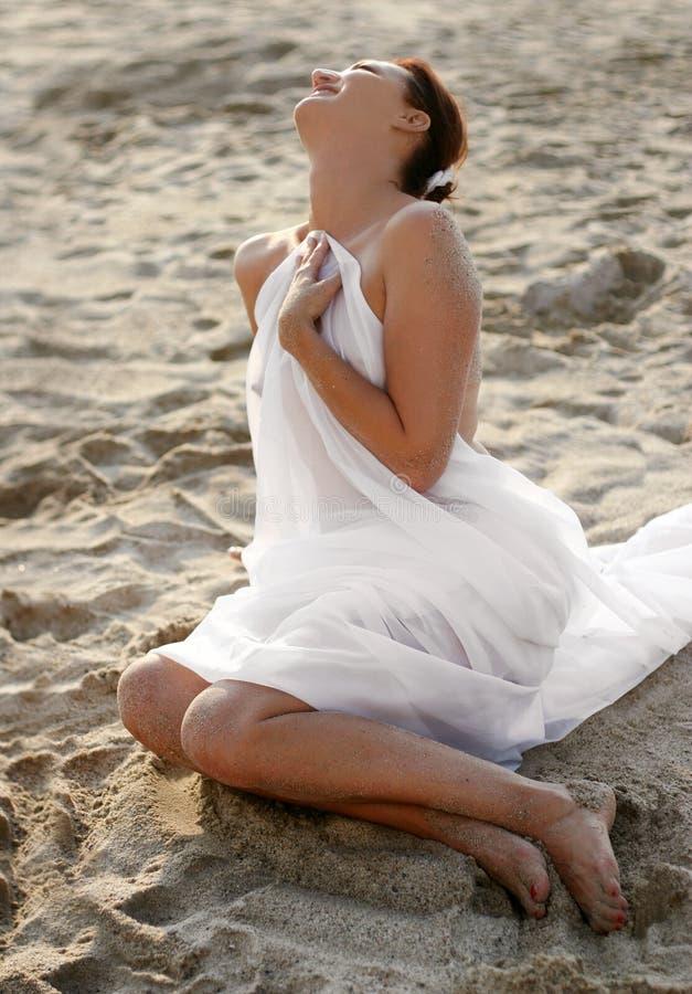Wedding sur la plage images stock
