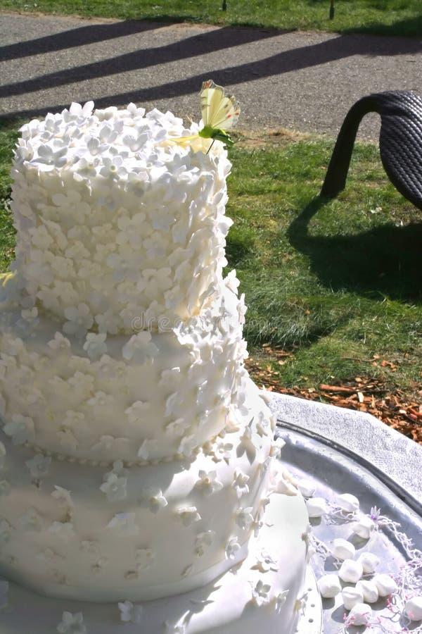 Wedding Törtchen stockfotografie