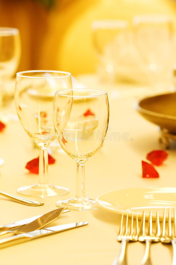 Download WEDDING TABLE stock photo. Image of dinner, fine, dine - 18413986