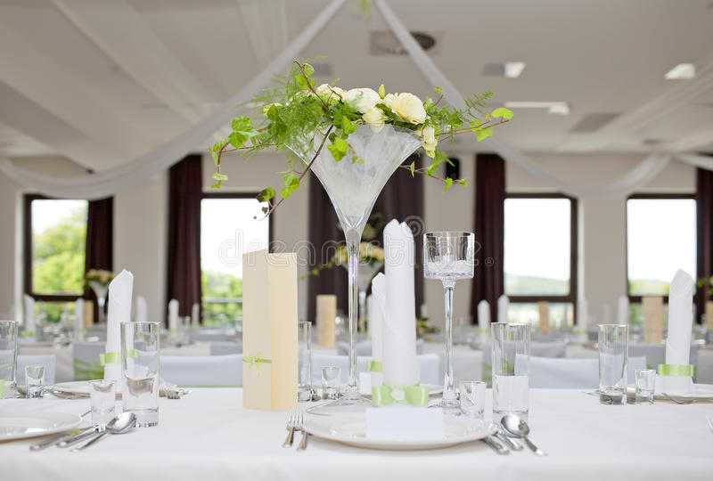 Download Wedding table stock photo. Image of formal, dating, beauty - 27520202