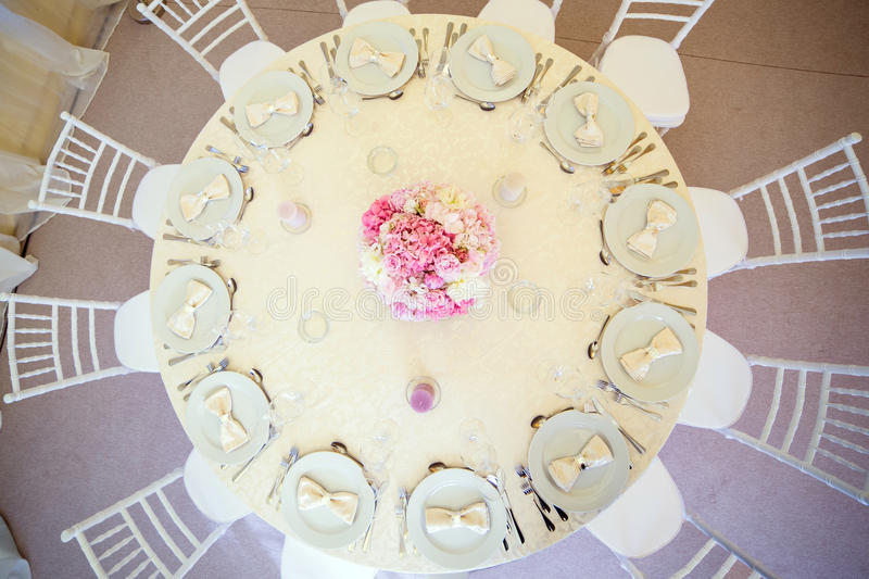 Download Wedding table stock image. Image of plant, bridal, child - 37769303
