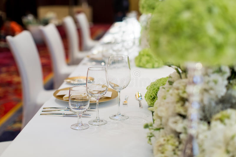 Download Wedding table stock image. Image of color, beautiful - 31962843