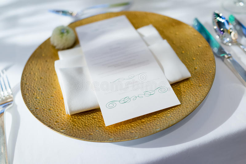 Download Wedding table stock photo. Image of dinner, colorful - 31963254