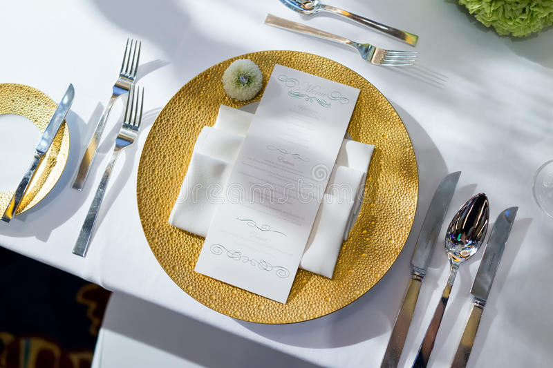 Download Wedding Table Royalty Free Stock Photos - Image: 31963308