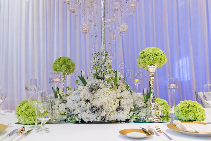 Download Wedding table stock photo. Image of color, dining, convention - 32794596