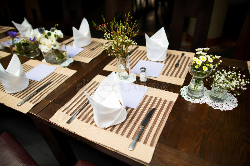 Download Wedding Table Stock Image - Image: 32889411