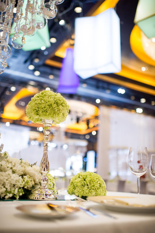 Download Wedding table stock image. Image of beautiful, ceremony - 33842187