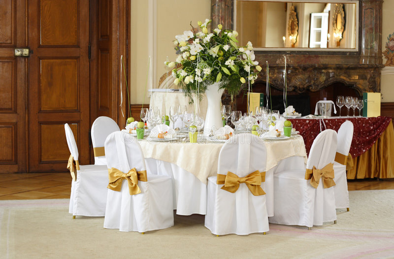 Download Wedding Table Setting stock photo. Image of hall celebration - 5341050 & Wedding Table Setting stock photo. Image of hall celebration - 5341050