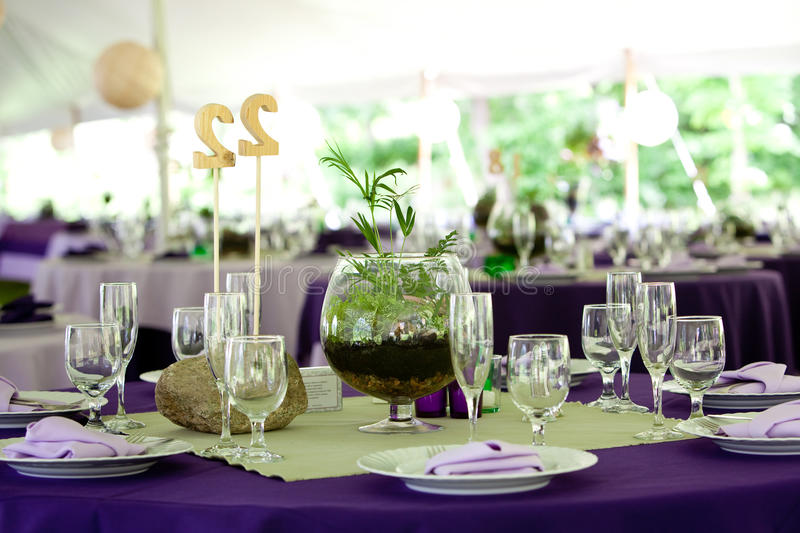 Download Wedding Tables Stock Photography - Image: 24077412