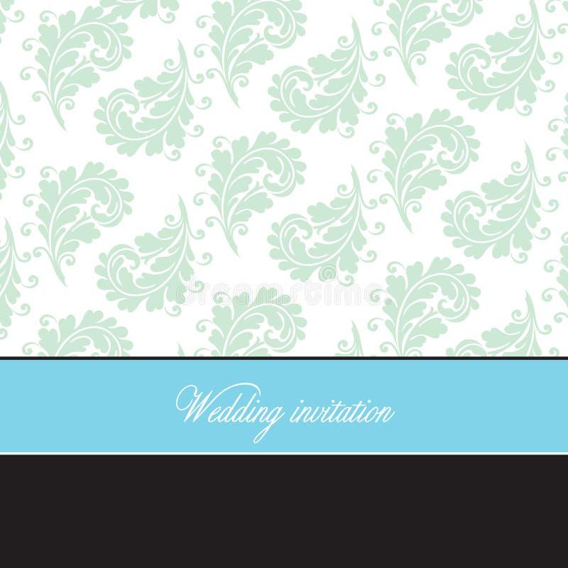 Wedding template stock photos