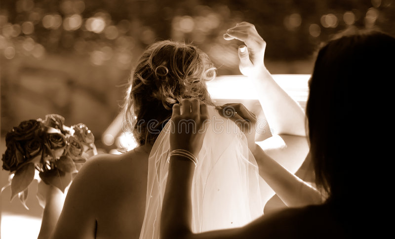 Wedding time royalty free stock photo