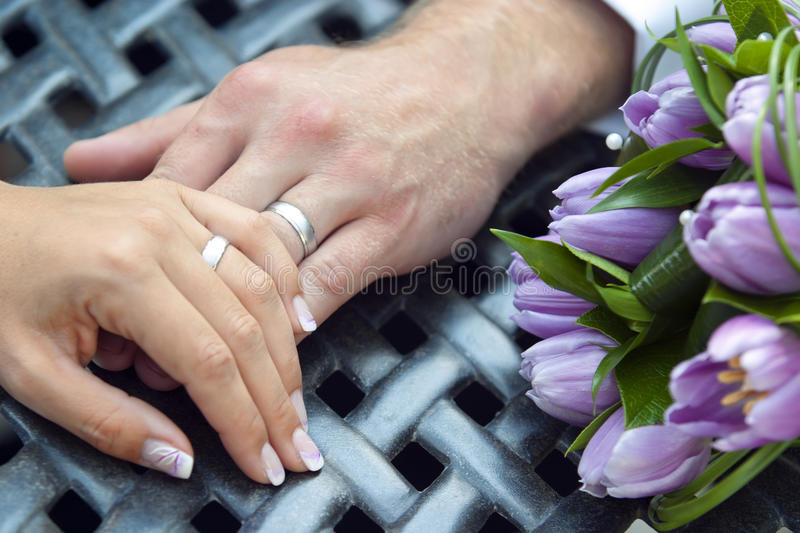 Wedding Time royalty free stock images