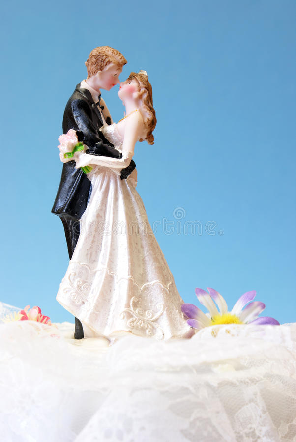 Free Wedding Topper Royalty Free Stock Photos - 27170508