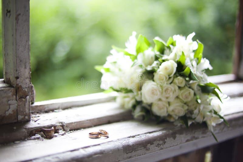 Wedding toujours la durée photographie stock