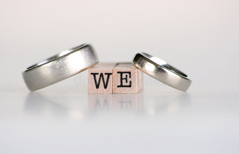 Wedding toujours la durée images libres de droits