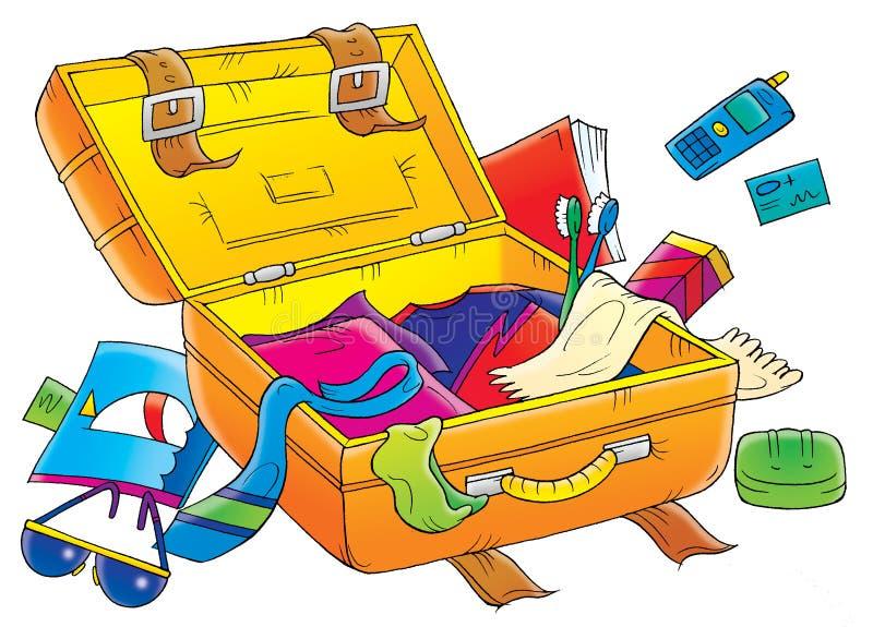 Download Wedding travel 004 stock illustration. Illustration of ticket - 243818