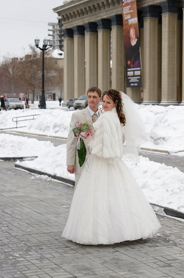 Wedding Weg lizenzfreies stockfoto